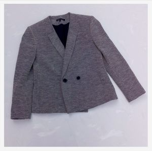 Theory Women Size 00 Tamala K Plentiful Blazer